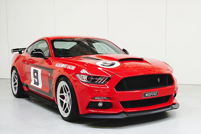 Ford Mustang Allan Moffat Edition revealed