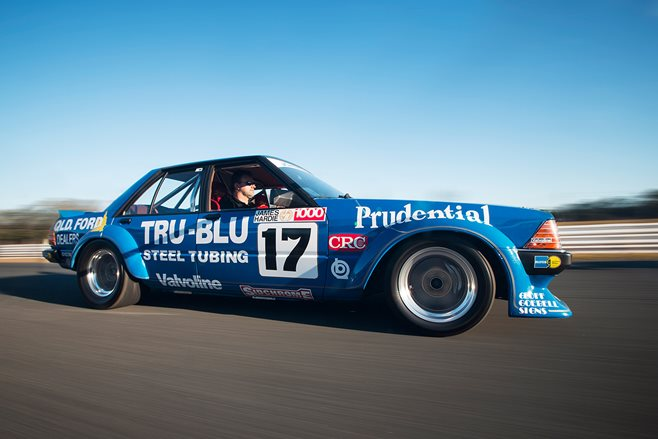 5 Greatest Ford Falcon Touring Cars