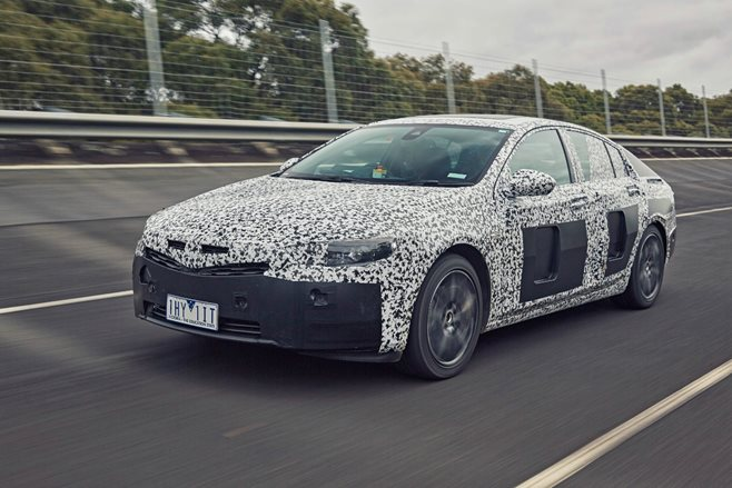 2018 Holden NG Commodore