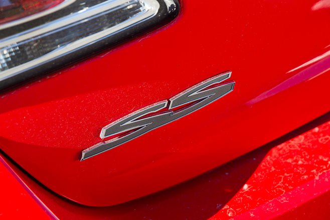Holden to retire Commodore SS badge
