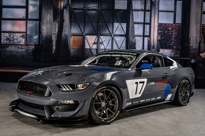 Ford Mustang GT4 revealed
