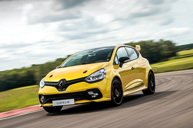 Renault Clio RS16 review