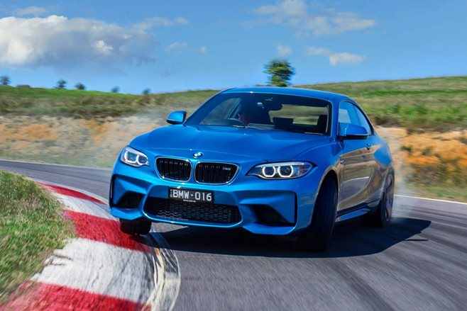 BMW M Division local sales up 50 per cent