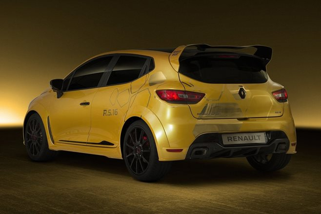 Renault's Clio RS16 bumped for Cayman fighter