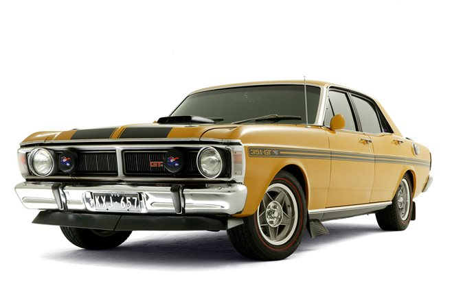 Ford Falcon XY GT-HO Phase III
