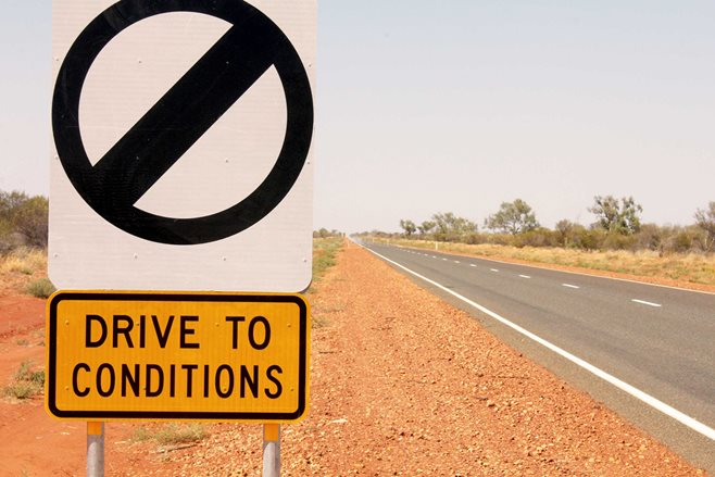 Opinion: Truth and Politics of NT's Open Speed Limits