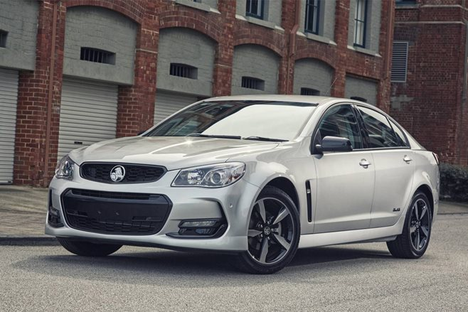 Holden kills Commodore SV6 manual