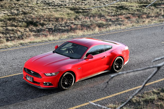 Best Looking Car of 2016: Ford Mustang GT