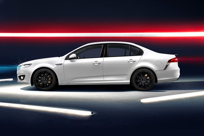 People's Performance Car of 2016: Ford Falcon XR6 Sprint