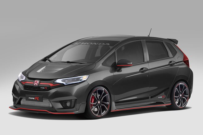 Why Honda Should Make a Jazz Type R