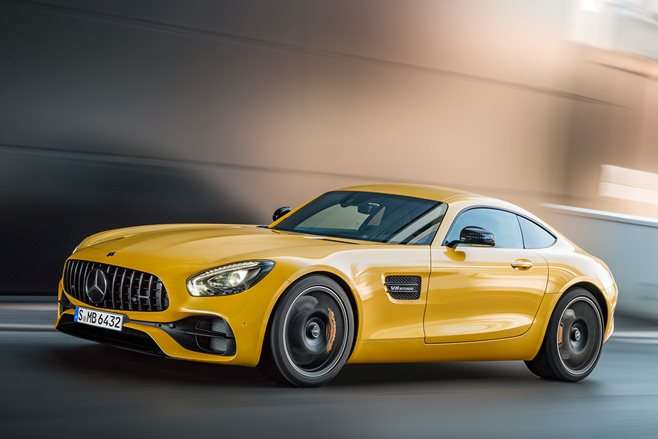 2017 Mercedes-AMG GT range revealed