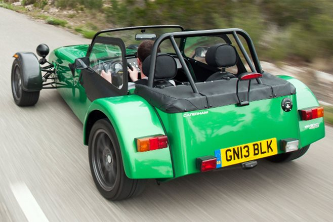 Caterham slashes Australian Seven pricing