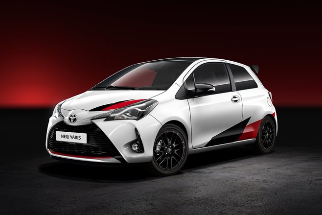 Toyota Yaris Sport Hot Hatch Revealed Motor