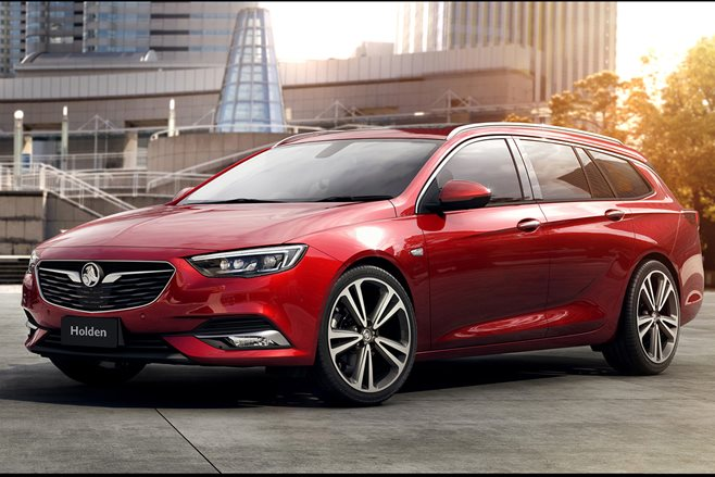 Holden NG Commodore Sportwagon revealed