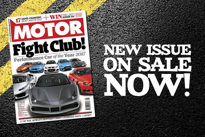 MOTOR February 2017 issue preview