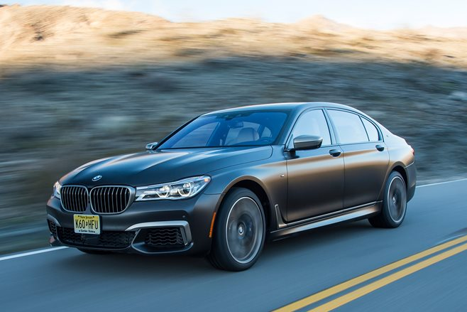 2017 BMW M760iL xDrive review