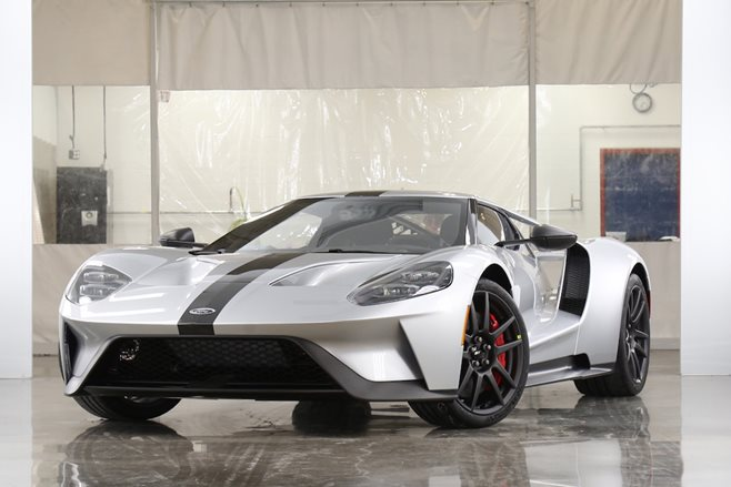 Ford GT Competition Series revealed