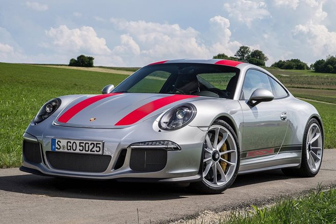 Porsche 911 R local model mix revealed main