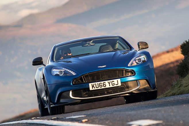 2017 Aston Martin Vanquish S review main