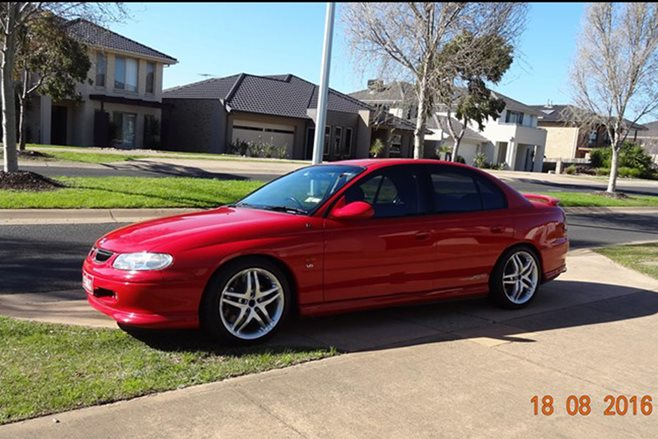 Last all Aussie Holden Commodore SS for sale main