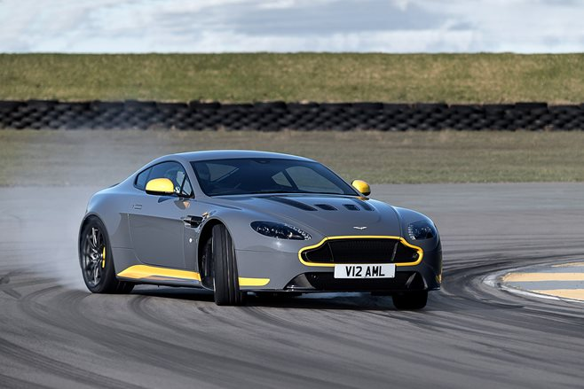 Aston Martin We'll keep V12s manuals main
