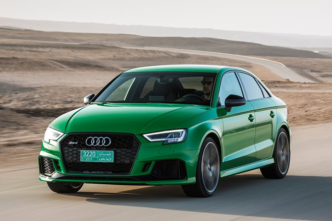 Beautiful 2017 Audi RS3 Sedan Review  MOTOR