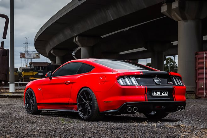 2017 Tickford Ford Mustang GT review main