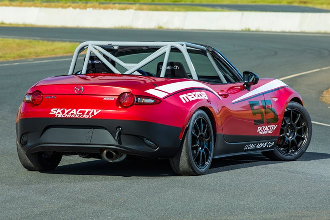 Mazda Mx 5 Cup Review Motor