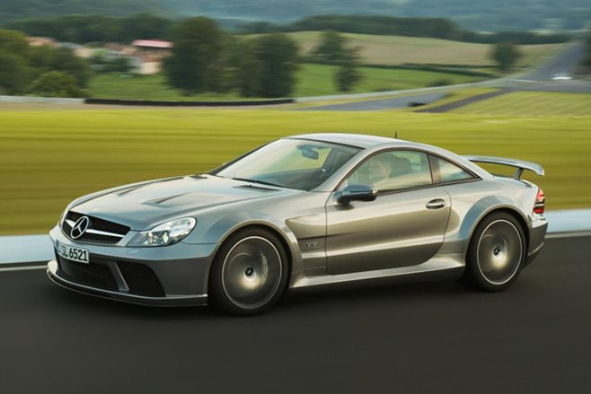2009 Mercedes SL65 AMG Black Series main