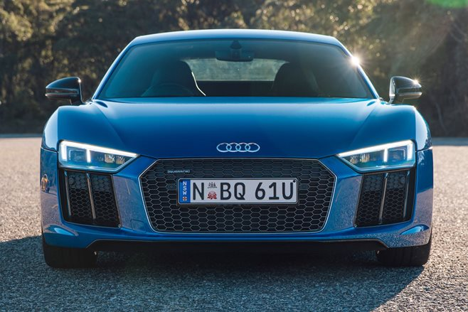 next generation Audi TT and R8