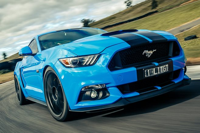 2017 herrod ford mustang gt review motor for Ford gt 2017 motor