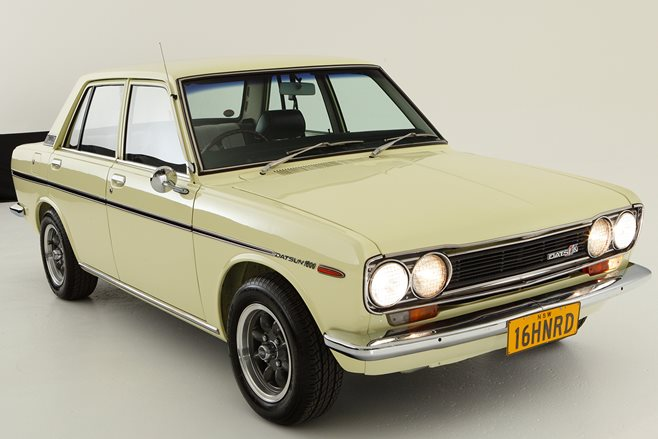 Datsun 1600 legend series