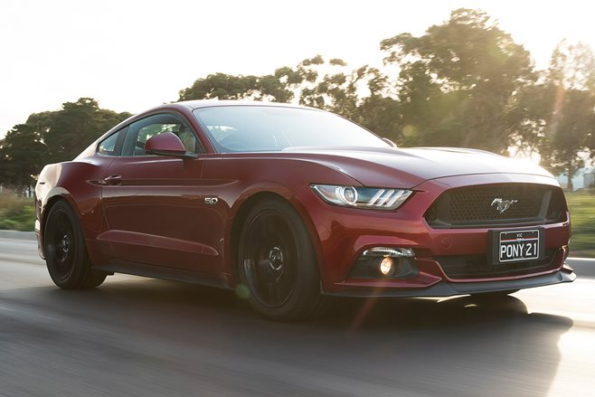 2017 Ford Mustang PP