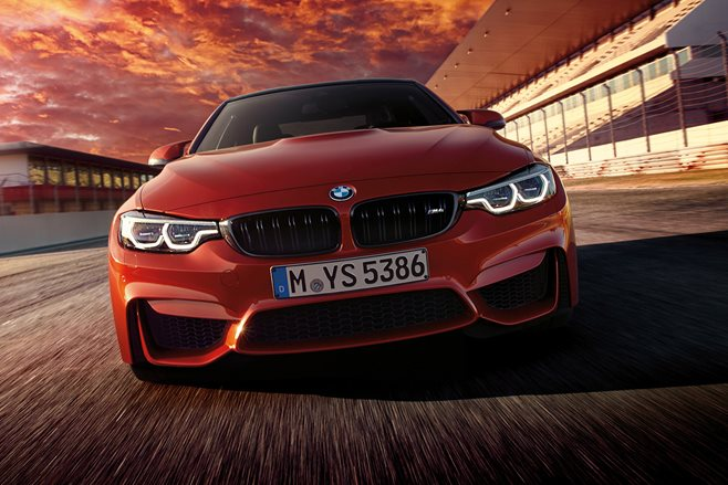 2018 BMW M4 Competition LCI