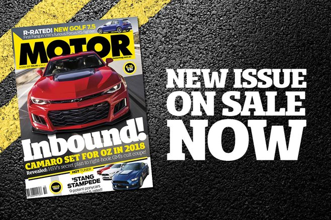 MOTOR October Issue