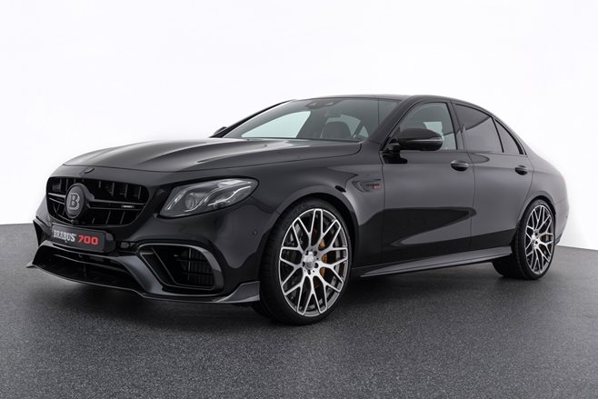 Mercedes AMG E63 based on Brabus 700 main