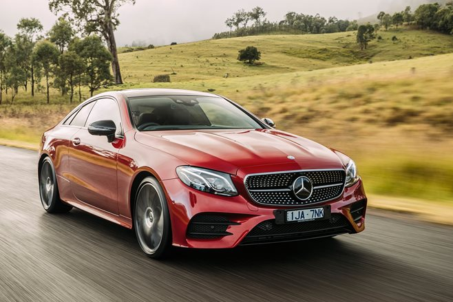 2017 Mercedes-Benz E400 Coupe review | MOTOR