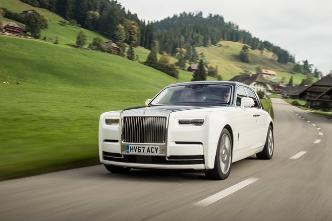 2019 Rolls-Royce Phantom Reviews | Rolls-Royce Phantom ...