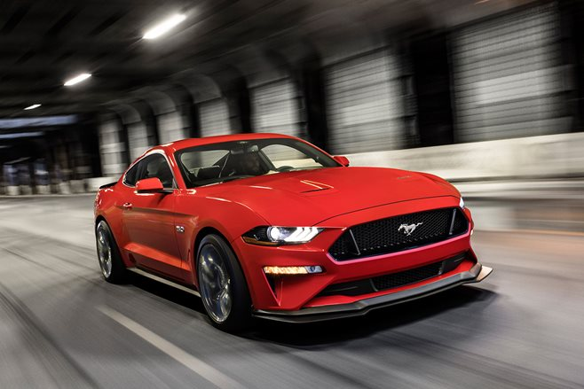 2018 Ford Mustang Performance Pack