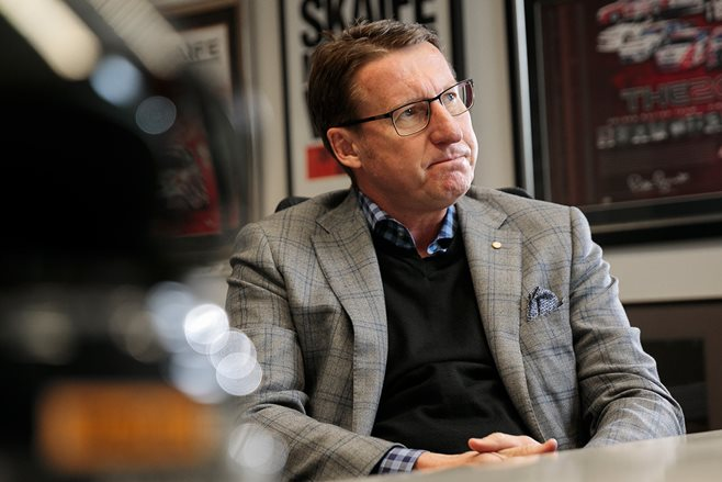Mark Skaife reflecting on his career