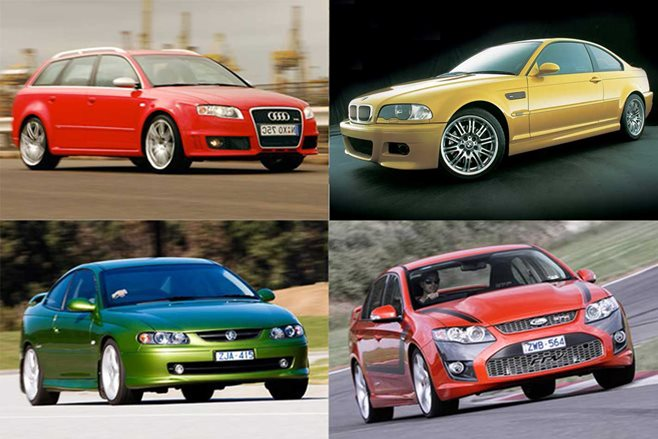 Affordable Performance Cars