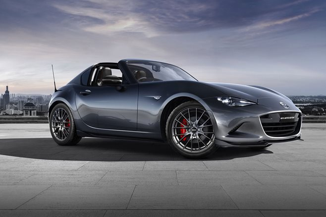 mazda mx 5 rf limited edition announced motor. Black Bedroom Furniture Sets. Home Design Ideas