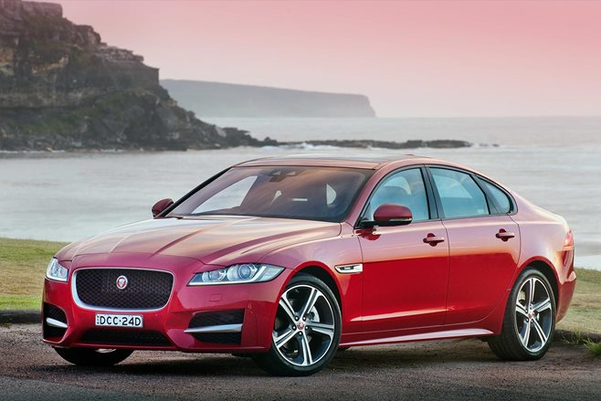 2018 Jaguar XF 25t review