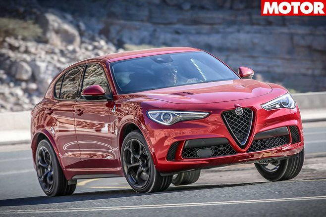 2018 Alfa Romeo Stelvio review  CarAdvice