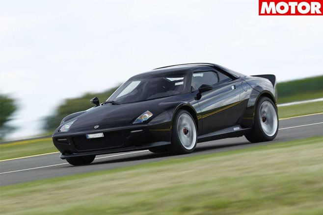 Lancia Stratos to return as Ferrari based supercar