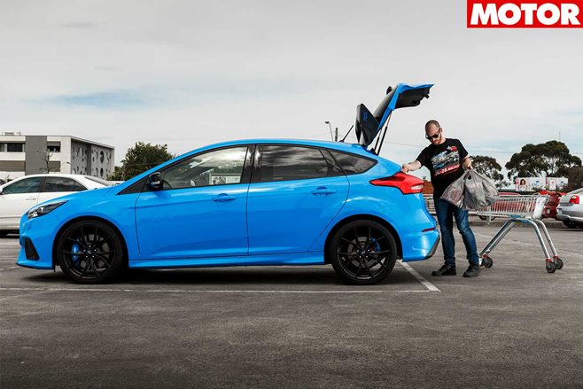 ford focus RS LE long term review part 2