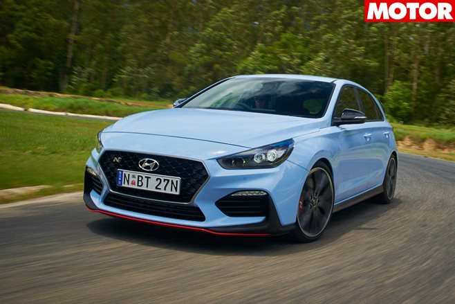 2018 hyundai i30n pricing and specs revealed motor. Black Bedroom Furniture Sets. Home Design Ideas