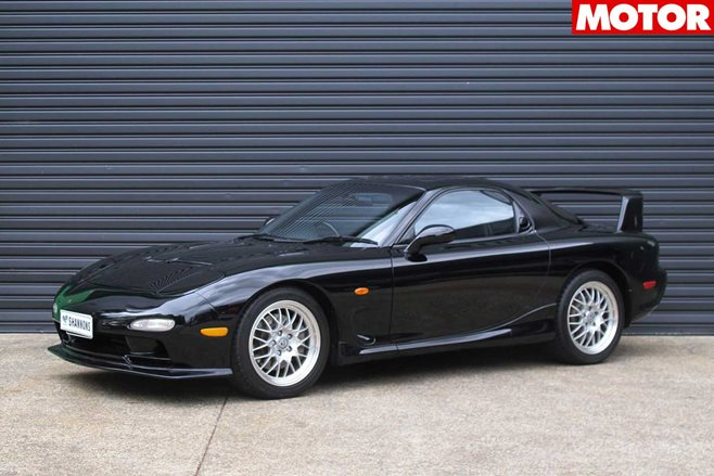 Big results for RX7 SP at Shannons auction