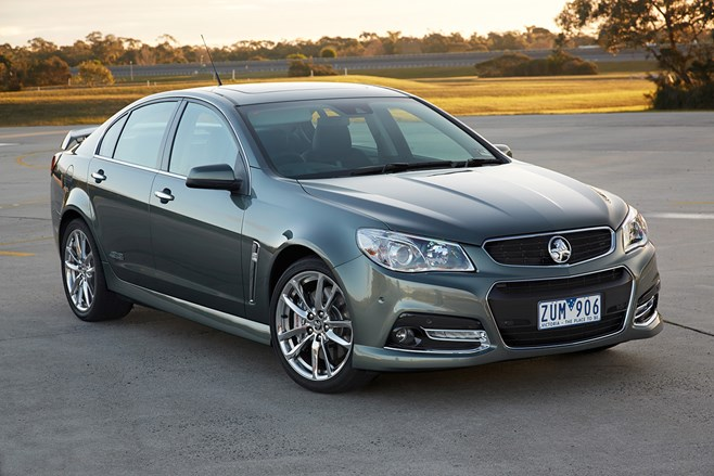 Holden VF Commodore recall