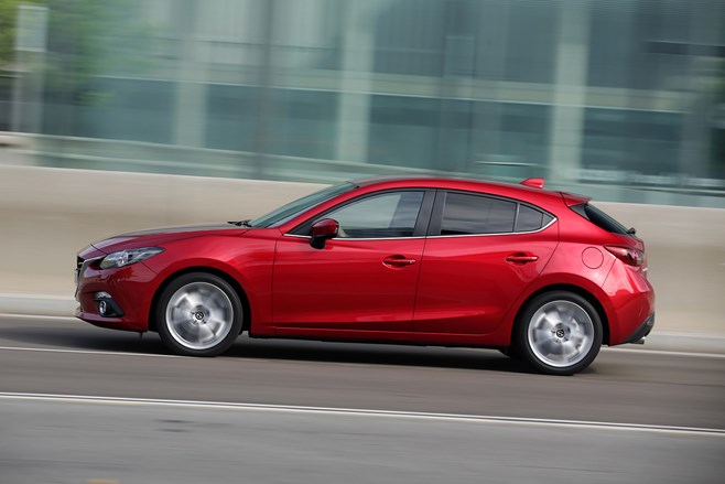 Mazda 3 XD Astina review